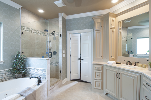 Re-energizing your bathroom