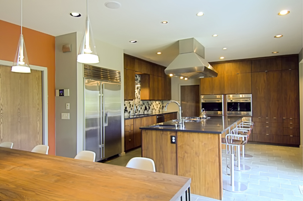 Mid-Century Modern Kitchen